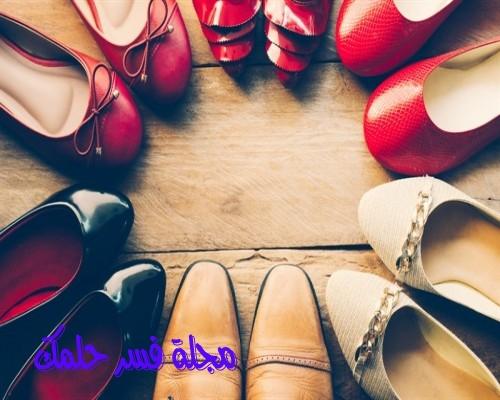 تفسير رؤية الأحذية في المنام