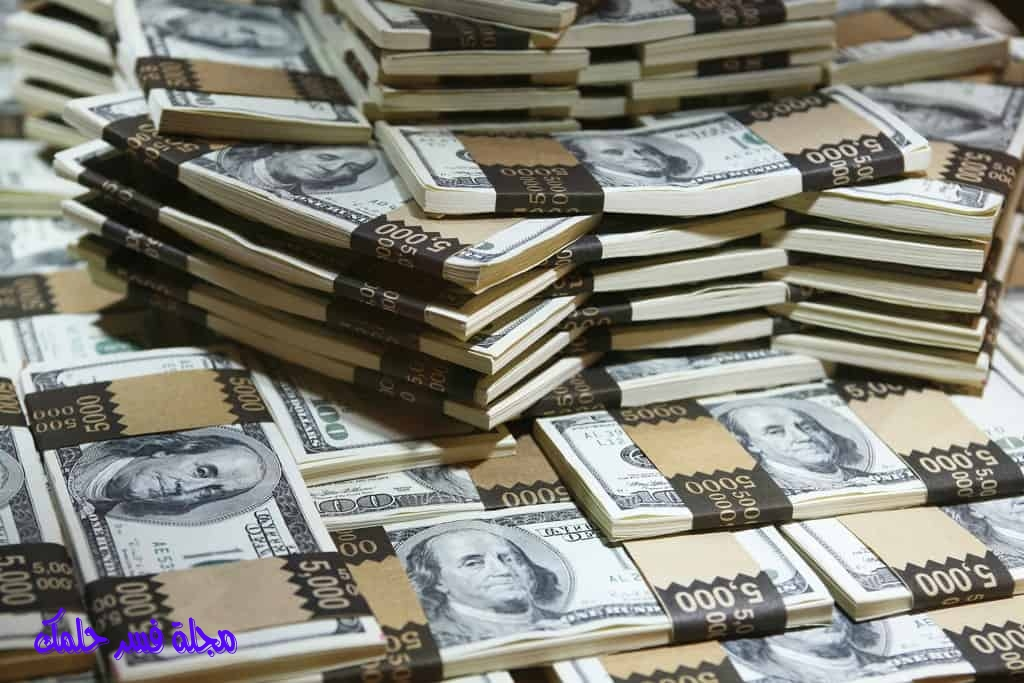تفسير حلم شخص أعطاني نقود ورقية أو مال في المنام للمرأة المتزوجة والبنت العزباء