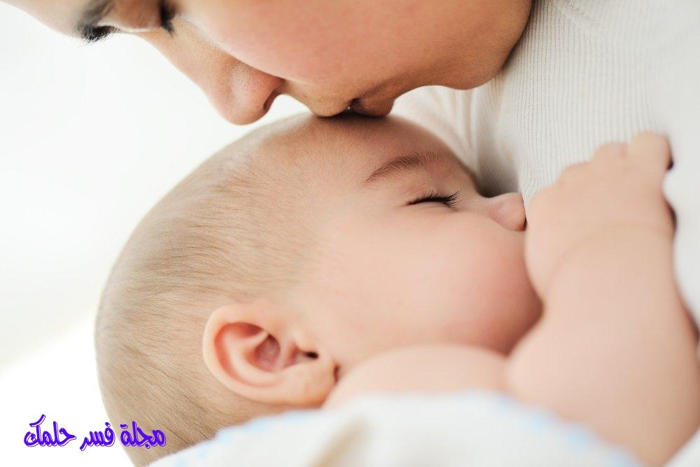 حلم إرضاع الطفل الصغير للمتزوجة في المنام بالتفصيل لابن سيرين احلامي دوت نت
