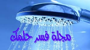 حلم الاستحمام والاغتسال للمرأة المتزوجة والحامل في المنام لابن سيرين