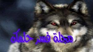 حلم الذئب للمرأة المتزوجة والعزباء في المنام لابن سيرين بالتفصيل