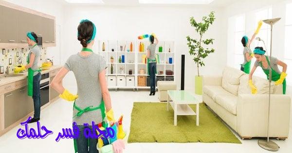 حلم تنظيف البيت للبنت العزباء في المنام لابن سيرين – حلم تنظيف المنزل من الغبار للعزباء