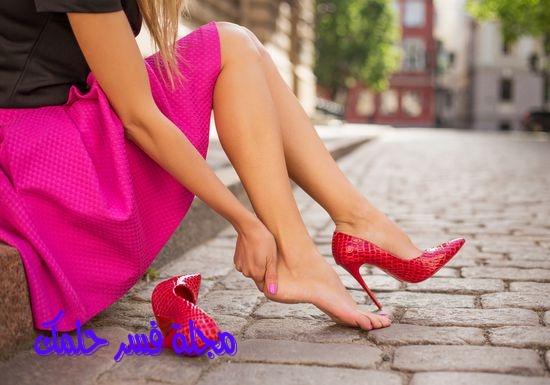 تفسير رؤية فقدان الحذاء في المنام