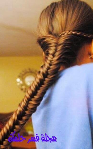 تفسير رؤية ضفيرة الشعر في المنام