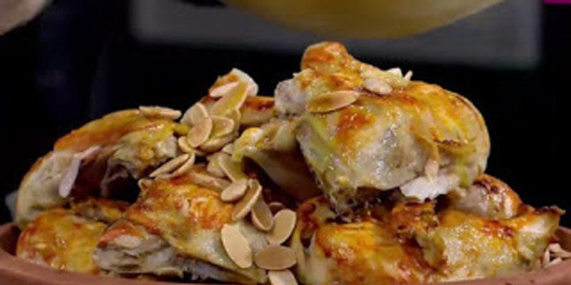 بالفيديو طريقة عمل القدرة بالدجاج الشهية من مطبخ الشيف نضال البريحي