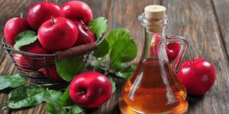 طريقة تحضير خل التفاح الطبيعي في المنزل للشيف نضال البريحي