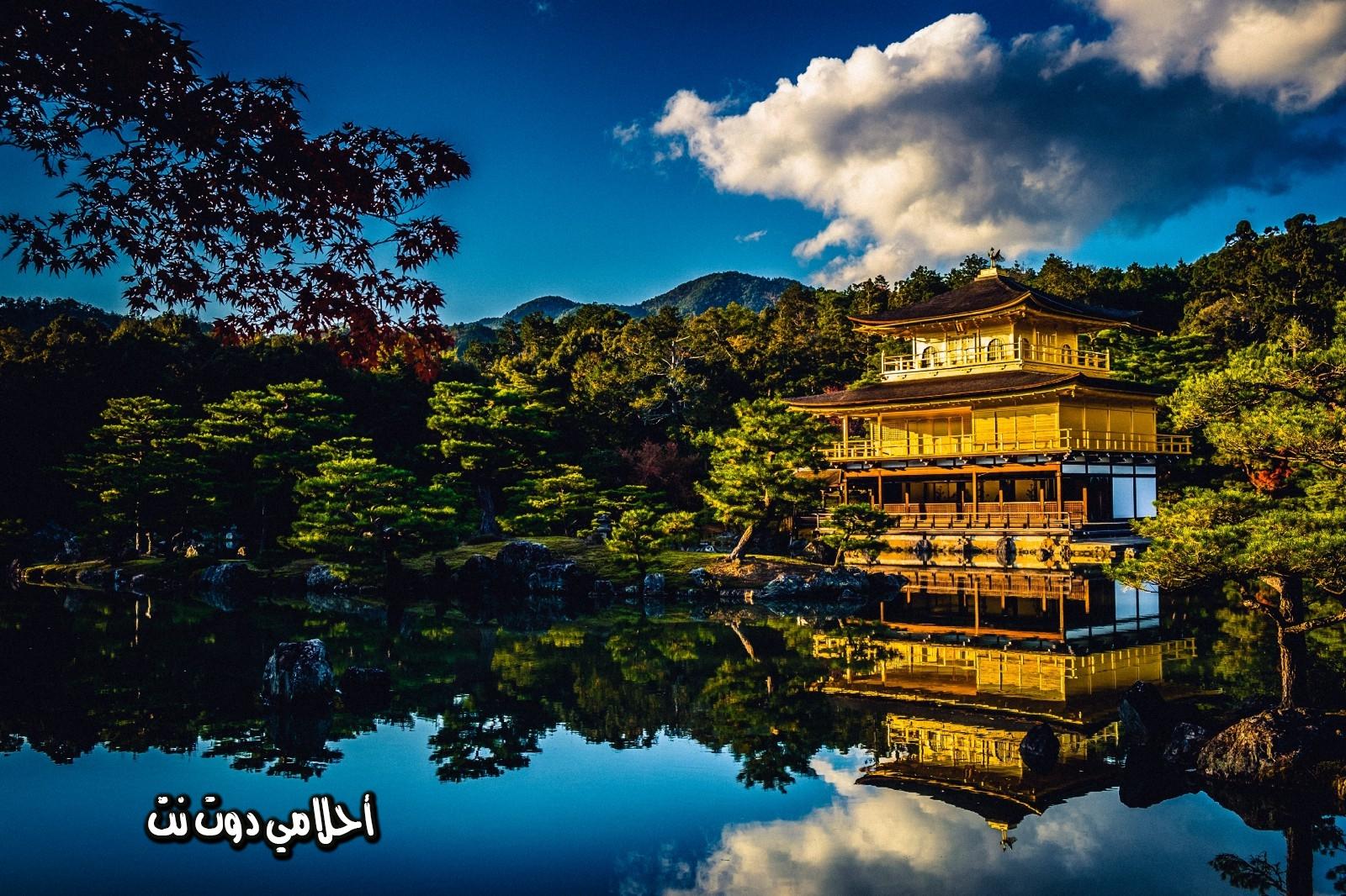معبد كينكاكوجي بطوكيو