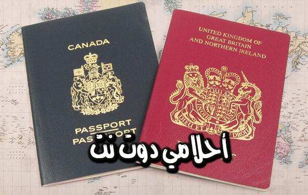 إذا نسيت معرف العميل UCI الخاص بطلب الهجرة إلى كندا اتبع الاتي