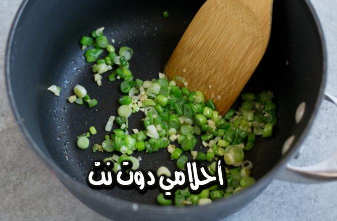 طريقة عمل أرز بالكزبرة