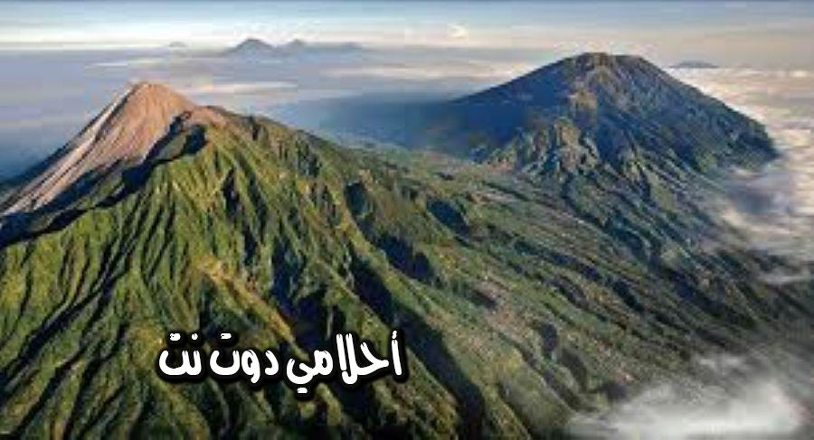 تفسير حلم الجبل في المنام للرجل والمرأة المتزوجة والحامل والعزباء - احلامي  دوت نت