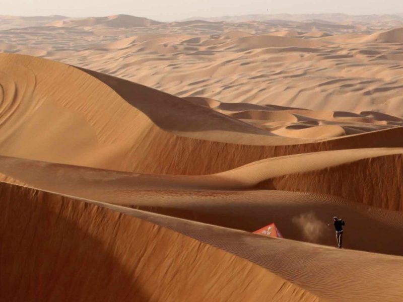تفسير رؤية الرمل في المنام