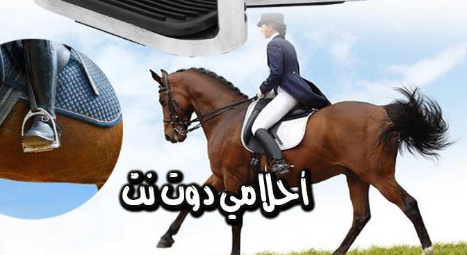 تفسير حلم السرج في المنام – سرج الحصان في الحلم