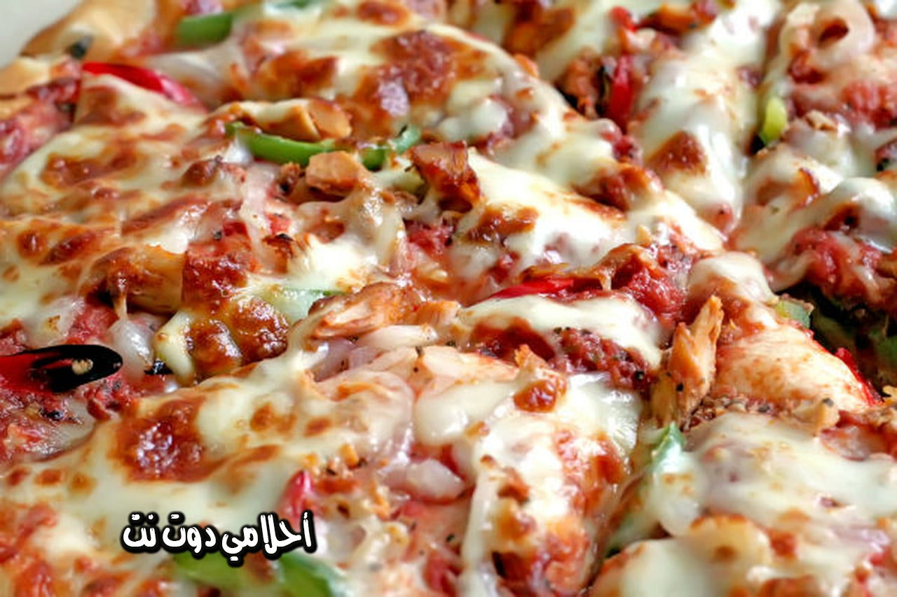 طريقة عمل بيتزا لافان
