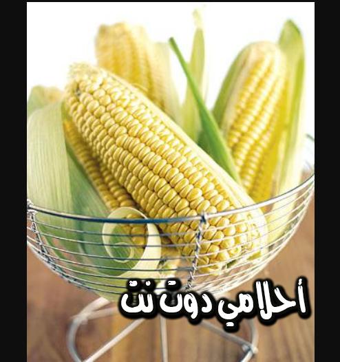 تفسير رؤية نبات الذرة في المنام