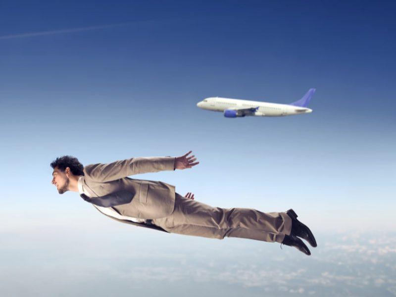 تفسير رؤية الطيران في المنام