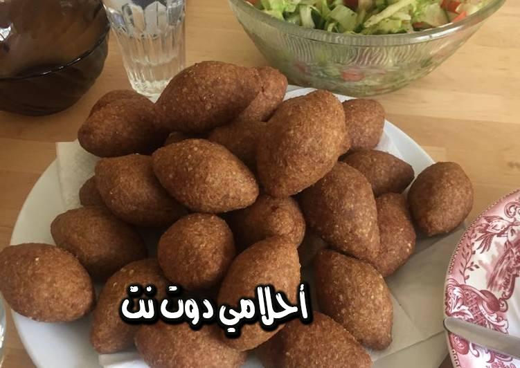 طريقة عمل الكبة السورية
