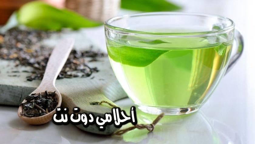 مخاطر تناول الشاي الاخضر