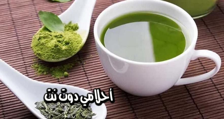 اضرار تناول الشاي الاخضر