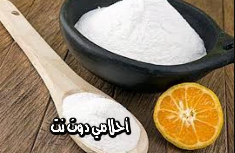 تعرف على فوائد خبز الصودا وعصير الليمون