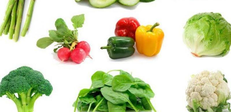 تعرف على افضل الخضروات لحرق الدهون