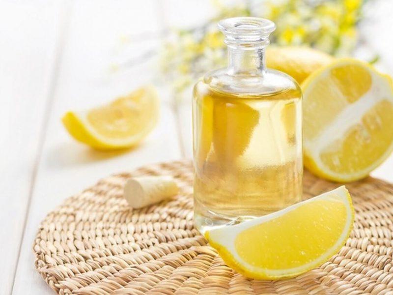 تعرف على فوائد زيت الليمون