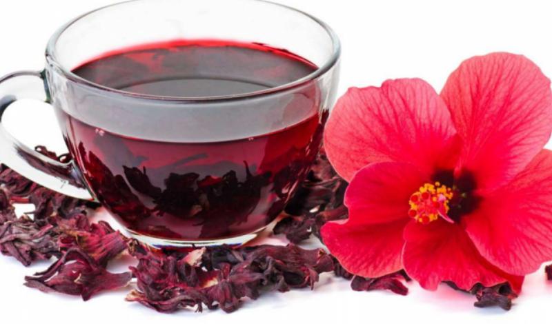 ما هو شاي الكركديه – القيم الغذائية لشاي الكركديه