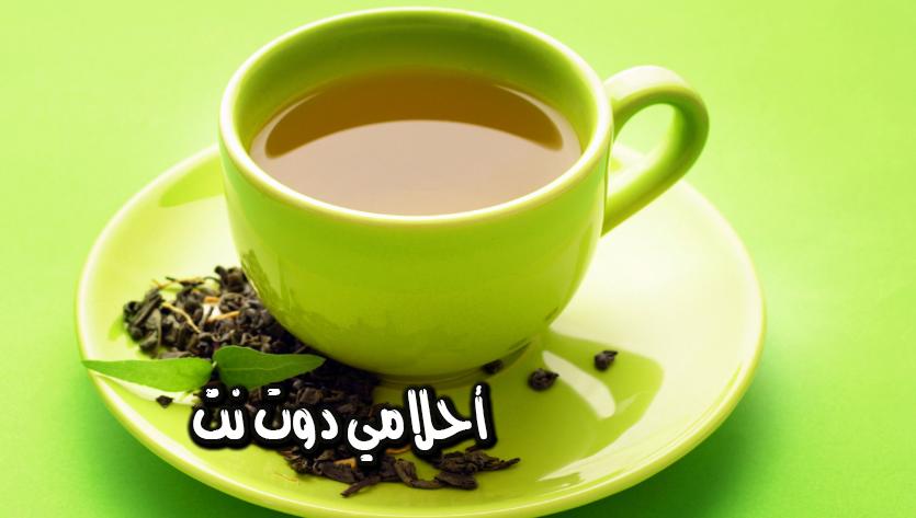 افضل وقت لشرب الشاي الاخضر
