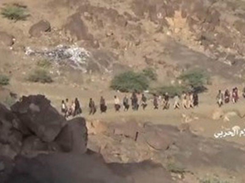 اسماء المأسورين السعوديين في عملية نصر من الله في اليمن