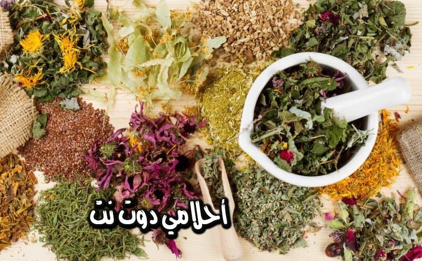 حرق الدهون في البطن بالاعشاب الطبيعية