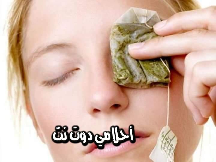 أهم استخدامات الشاي الأخضر التجميلية