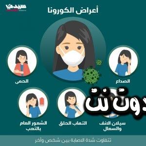 فيروس الكورونا الخطير واعراضه وكيفية الوقاية منه