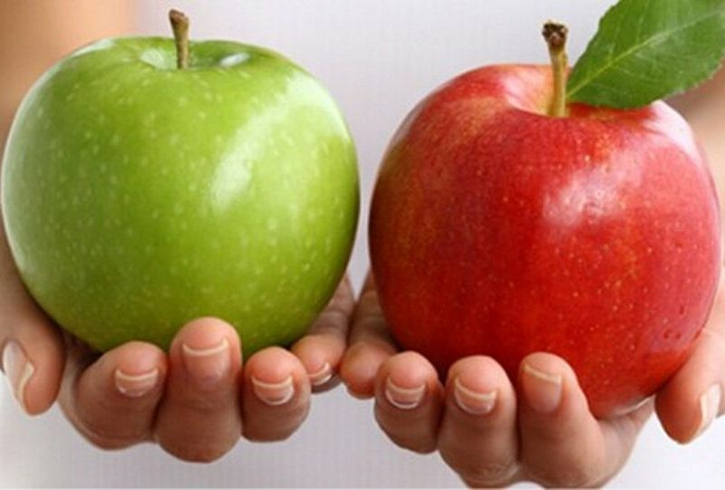 تفسير رؤية التفاح الأحمر في المنام