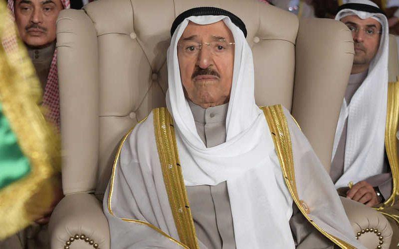 عاجل / وفاة امير دولة الكويت صباح الاحمد جابر الصباح