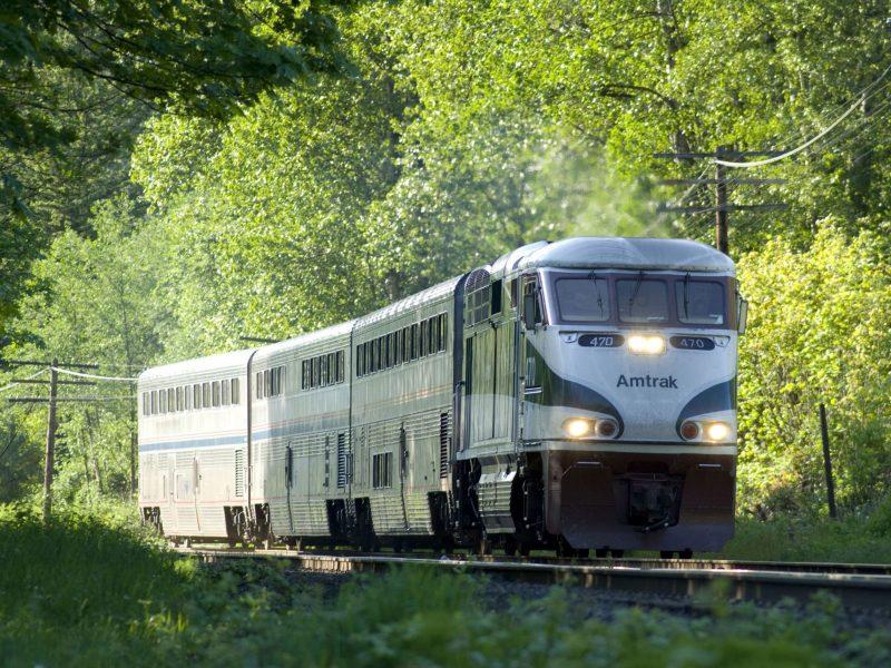 طريقة الذهاب من نيويورك الى واشنطن بالقطار