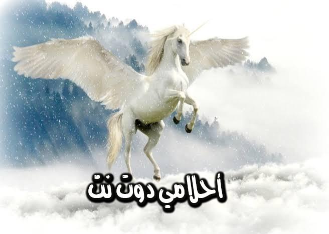 تفسير رؤية طيران الحصان في المنام